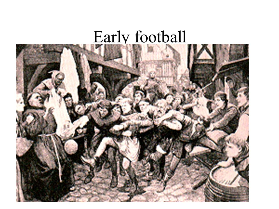 Early football