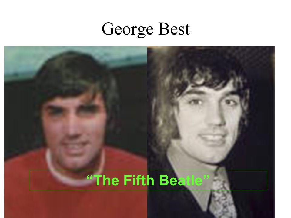 George Best The Fifth Beatle