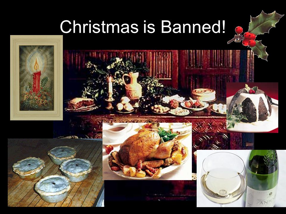 Christmas is Banned!