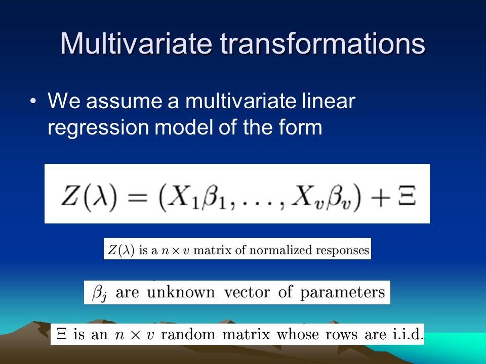 Forward lik. ratio for H 0 : =1