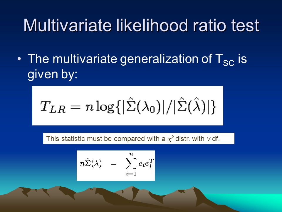 Swiss heads: monitoring lik.ratio test for transf.