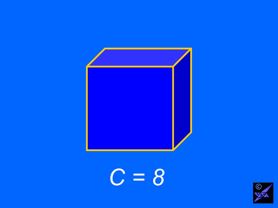 C = 8 ©