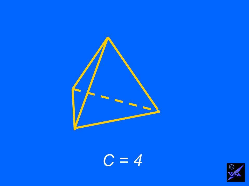 C = 4 ©