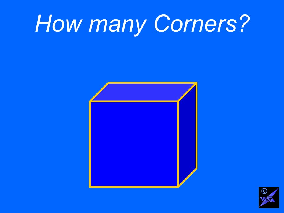 How many Corners ©