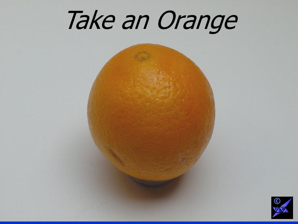 Take an Orange ©