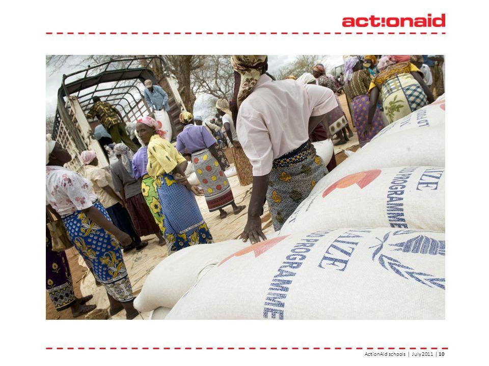 ActionAid schools | July 2011 | 10