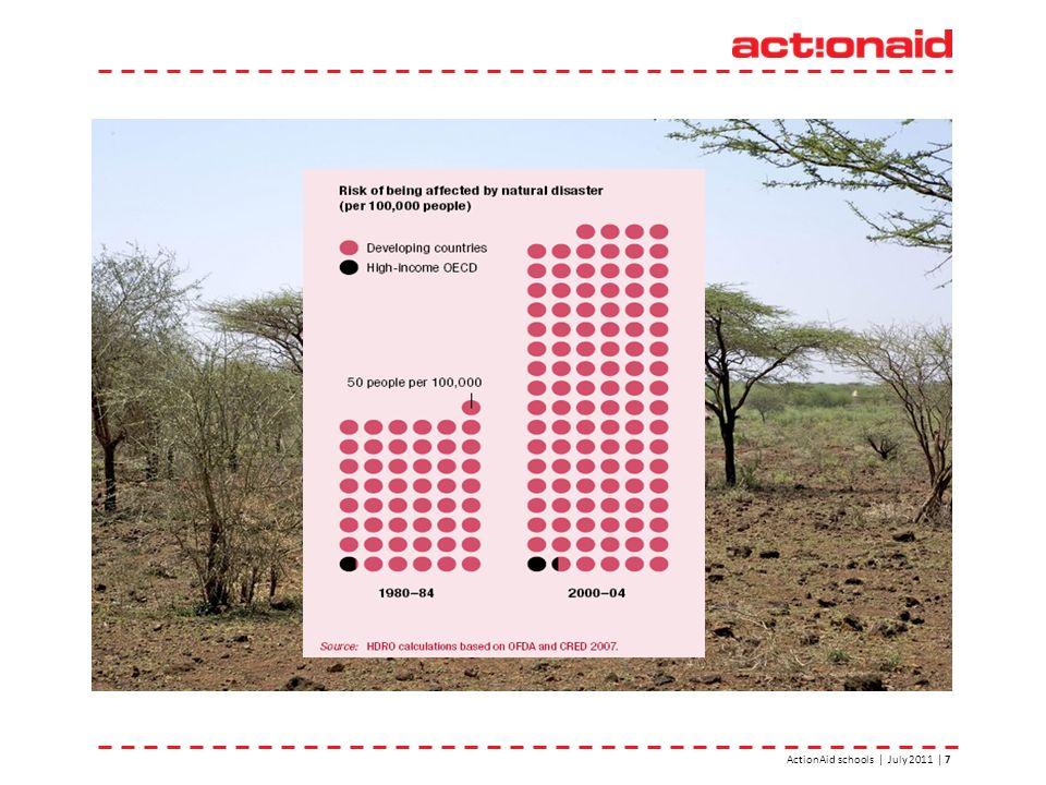 ActionAid schools | July 2011 | 7