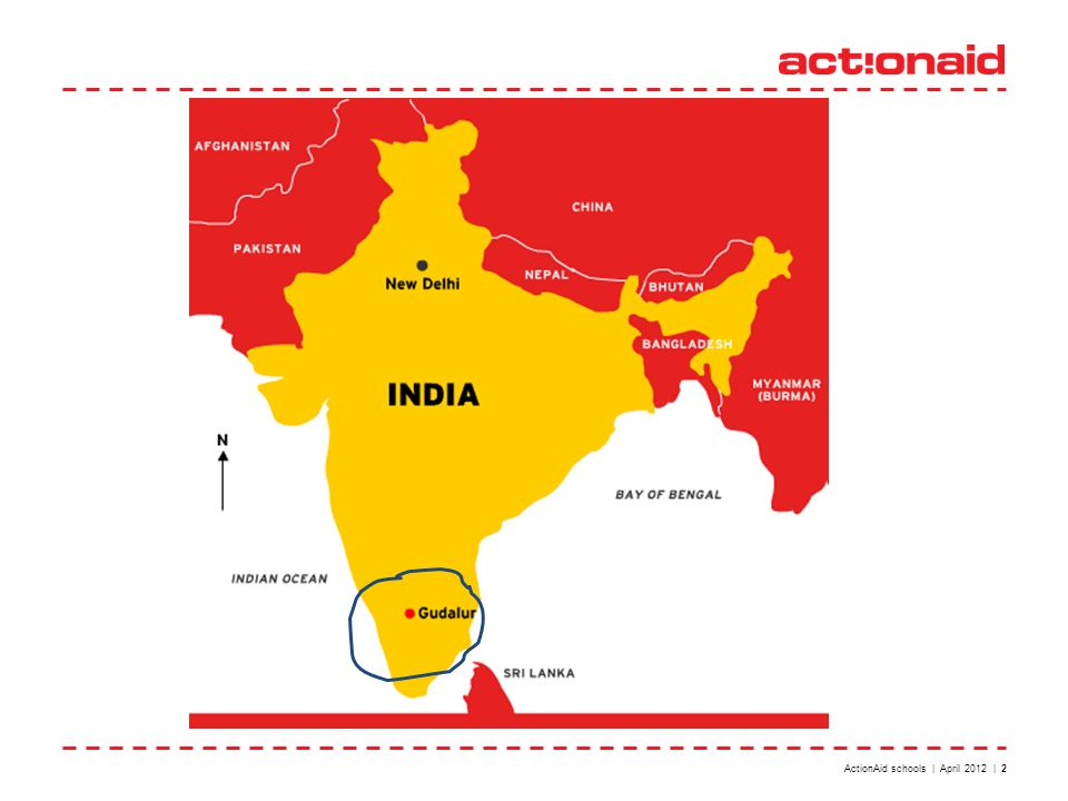 ActionAid schools | April 2012 | 2