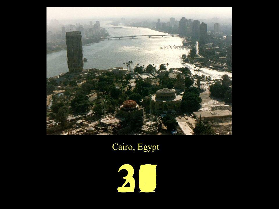 Cairo, Egypt 3130292827