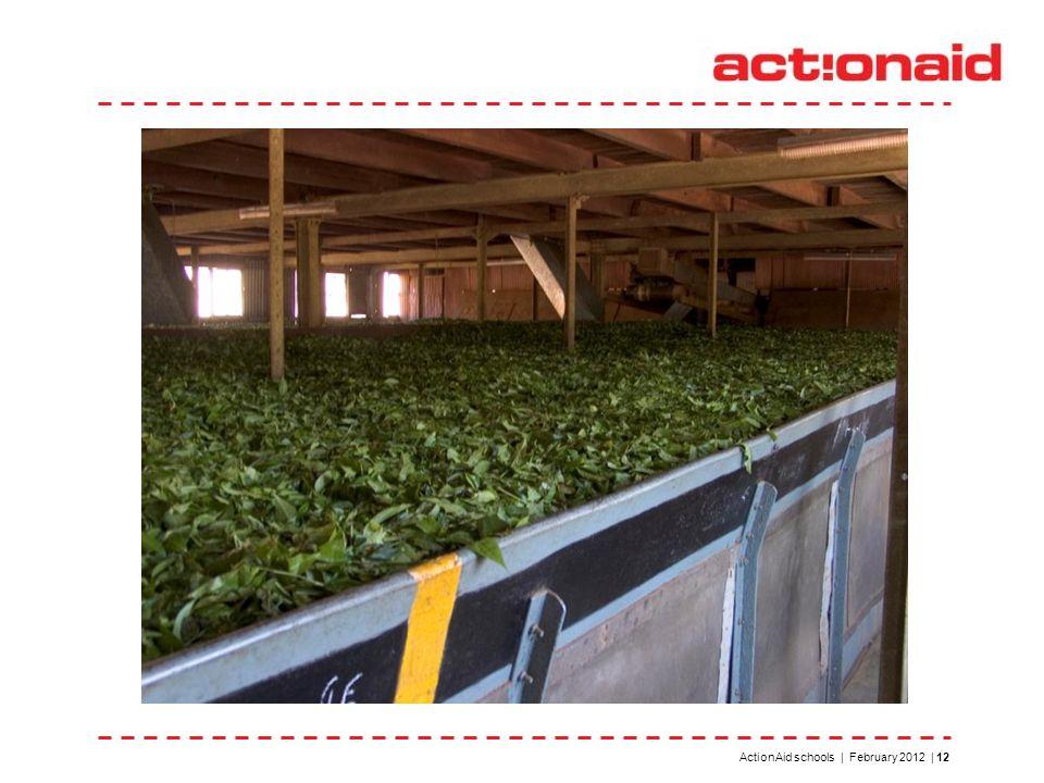 ActionAid schools | February 2012 | 12