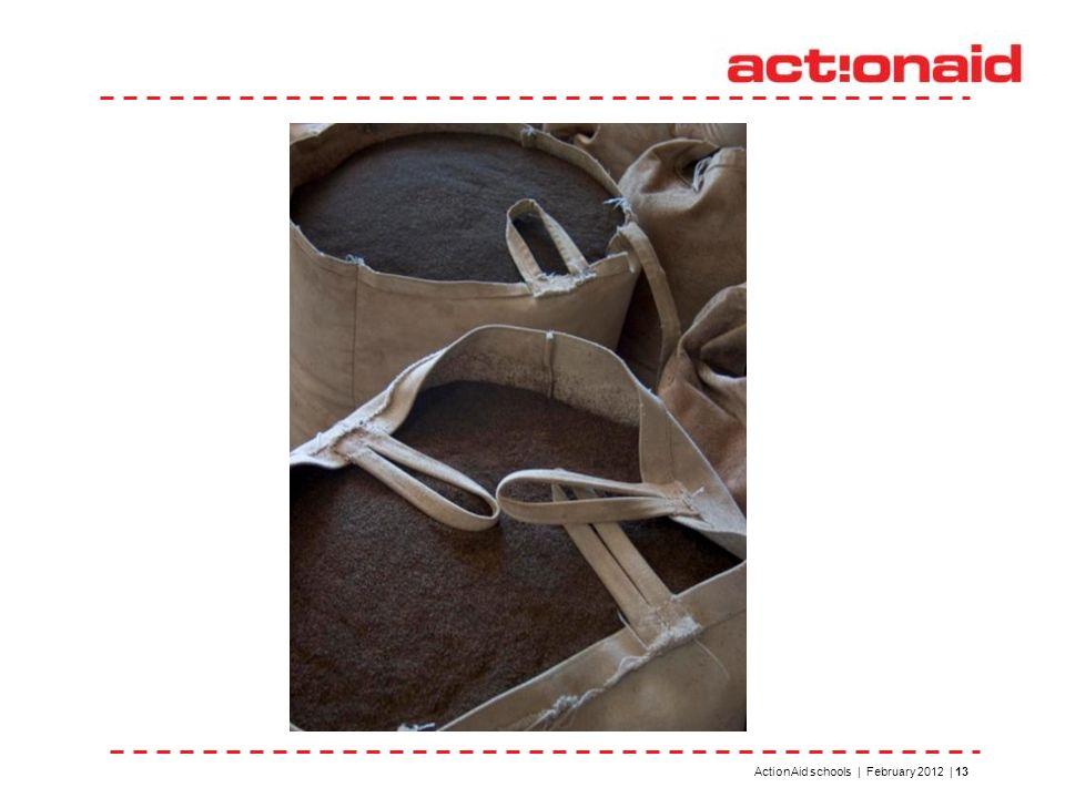 ActionAid schools | February 2012 | 13