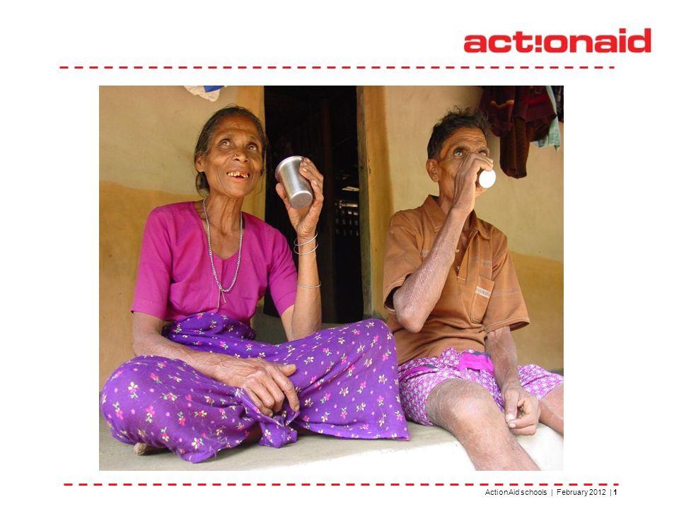 ActionAid schools | February 2012 | 1