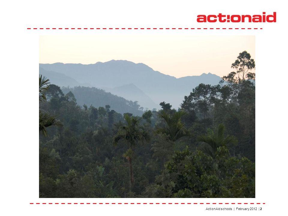ActionAid schools | February 2012 | 2