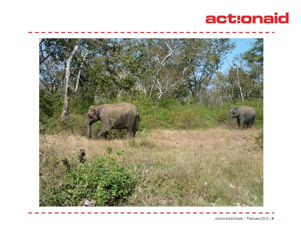 ActionAid schools | February 2012 | 8