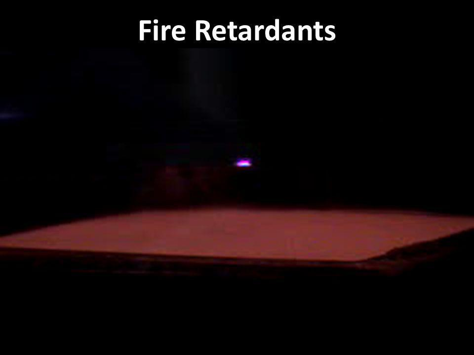 Fire Retardants