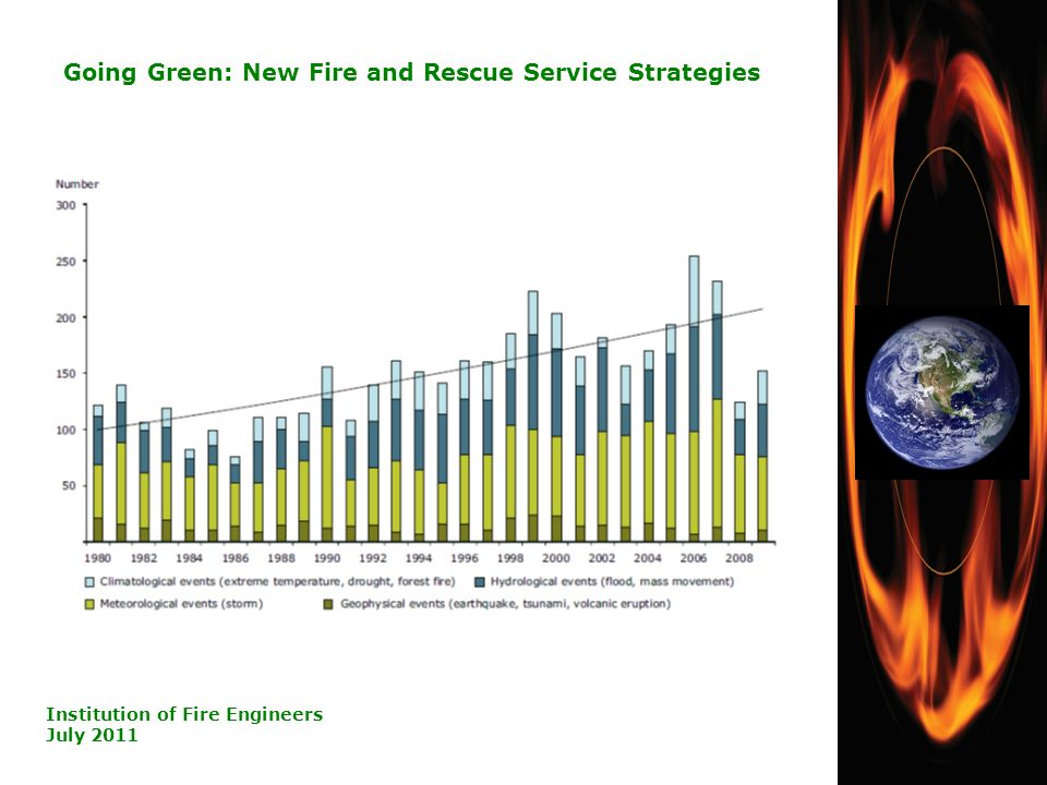 15 Going Green: New Fire and Rescue Service Strategies Institution of Fire Engineers July 2011