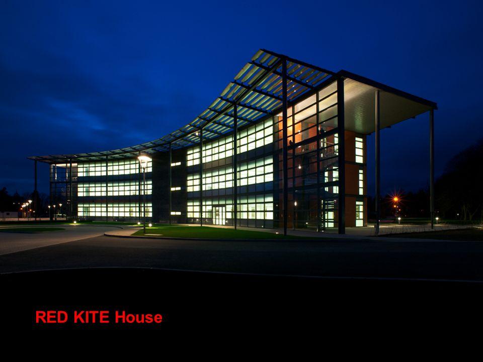 Scott Brownrigg RED KITE House