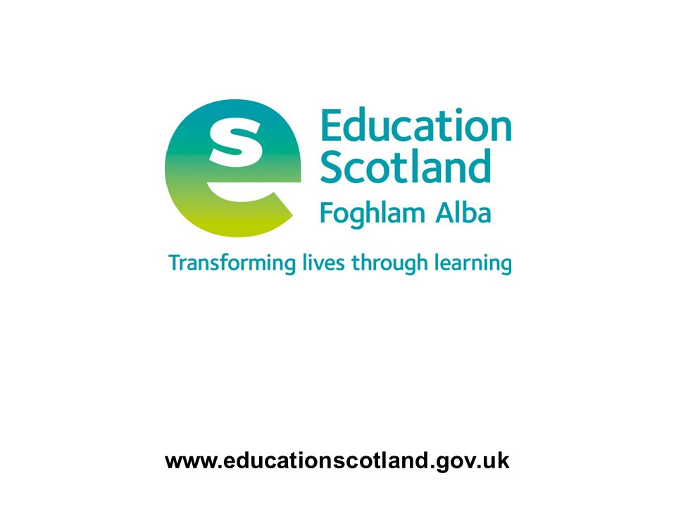 www.educationscotland.gov.uk