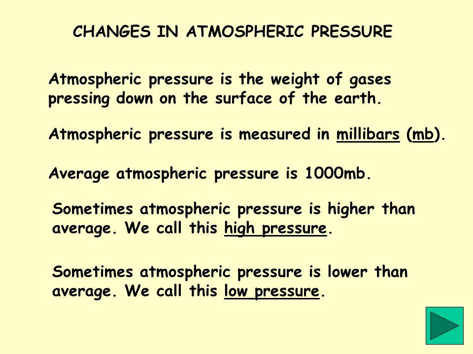 As the warm air rises, it cools.Dense cool air Warm air is forced to rise over denser, cool air.