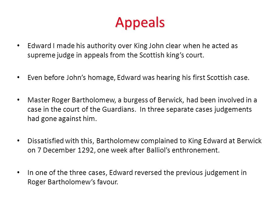 How did King John Balliol react to Scottish decisions being overturned.