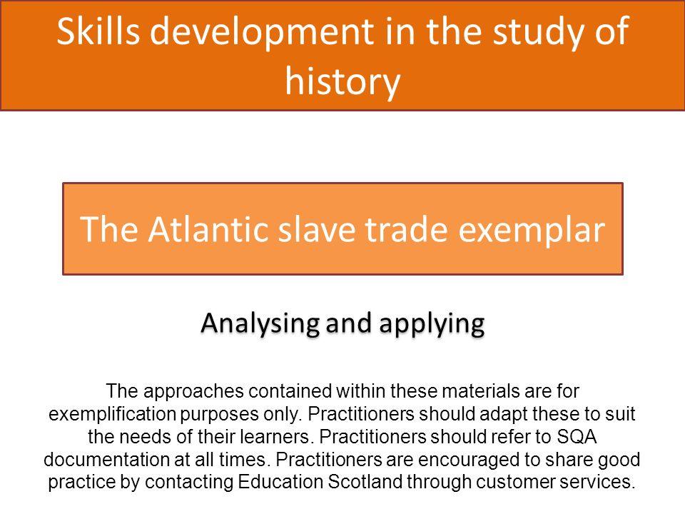 eg Importance of slave trade to British economy