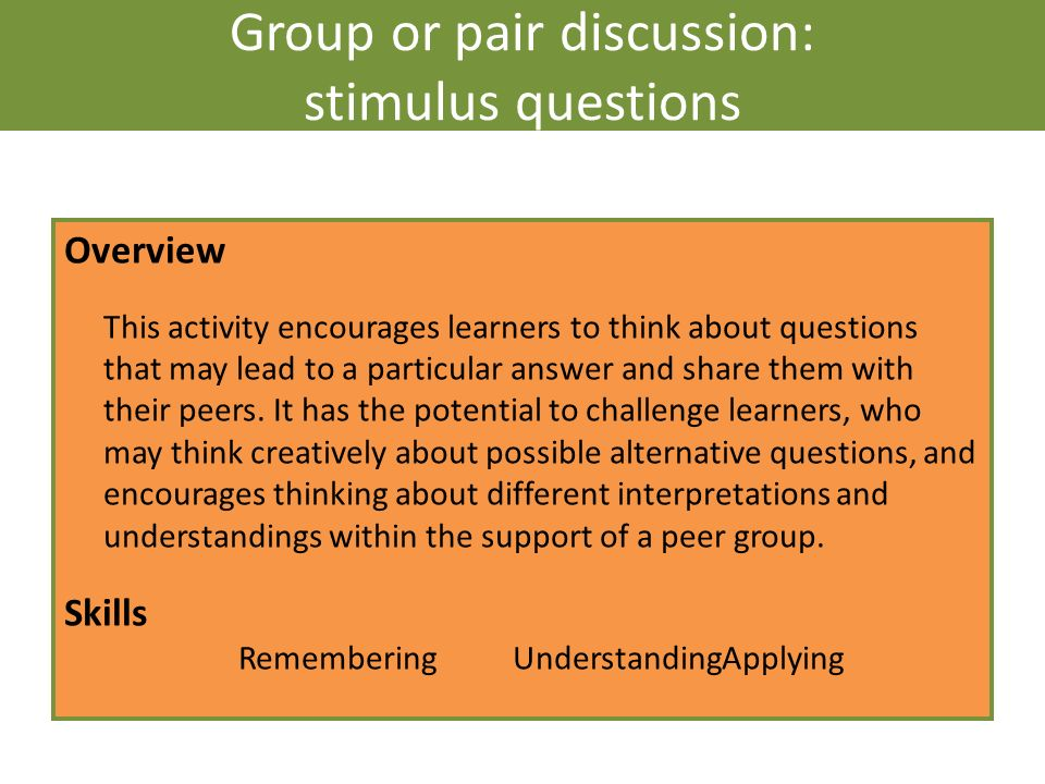 Consider the following questions, discuss your ideas with a partner/group and use this information to draft a report.