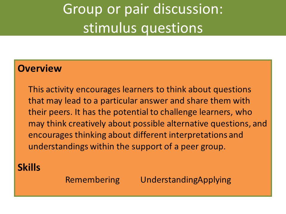 Thinking skills grid How it works 1.