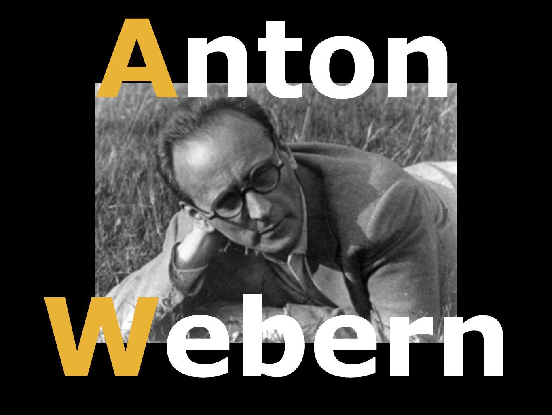 Webern Anton