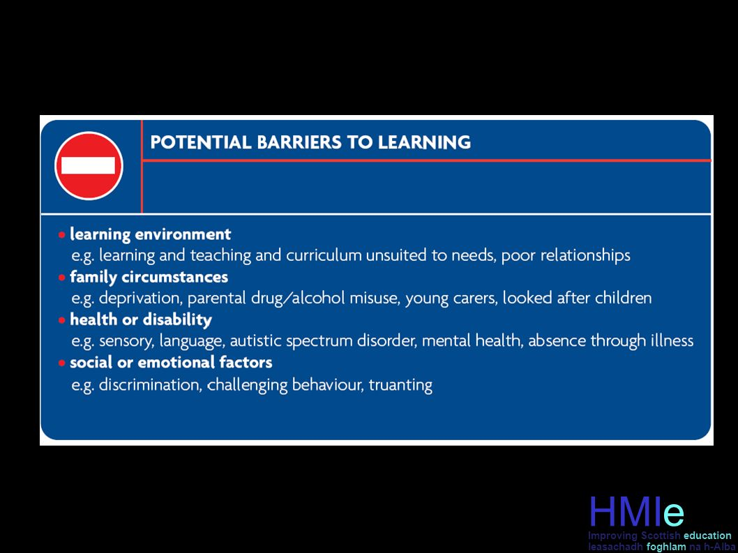 HMIe leasachadh foghlam na h-Alba Improving Scottish education