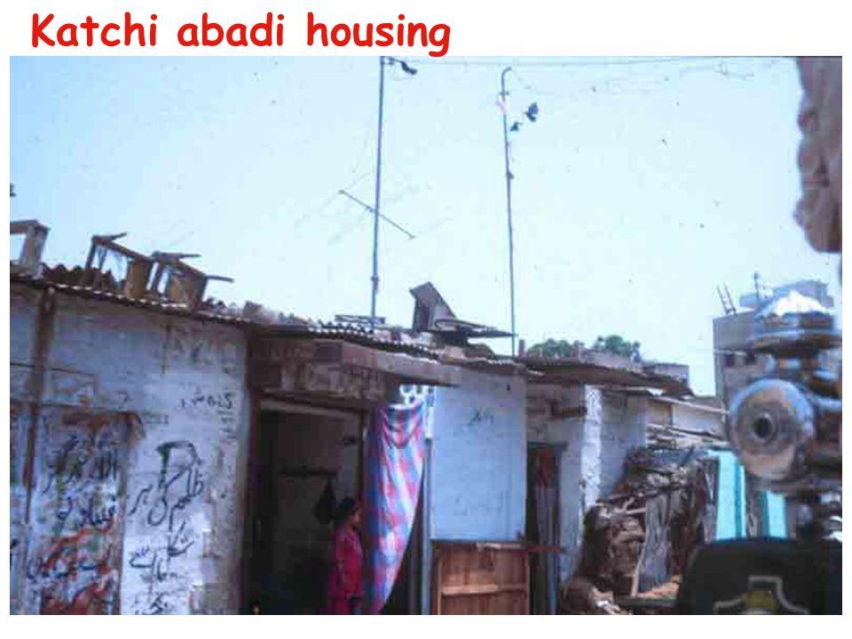 Katchi abadi housing