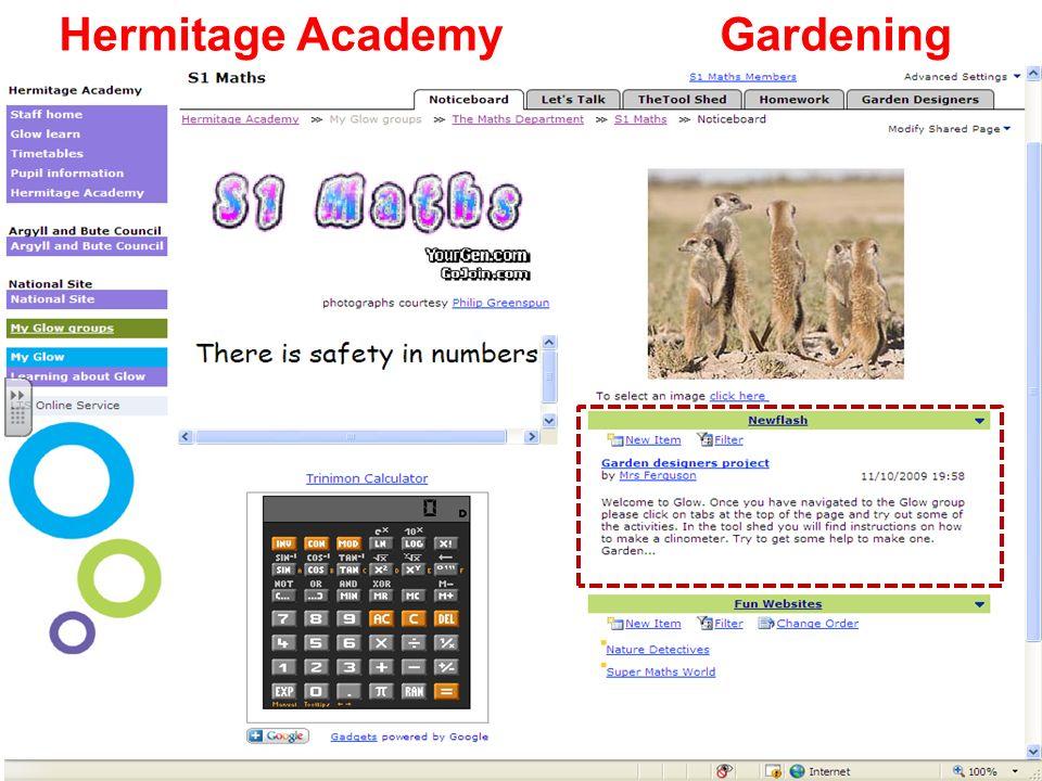 Hermitage Academy Gardening