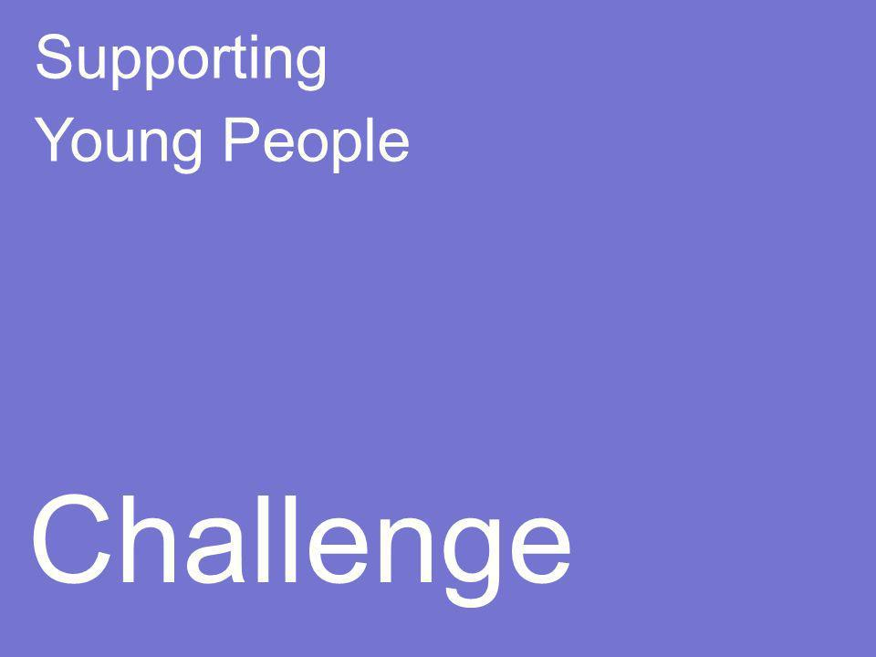 Supporting Young People Challenge