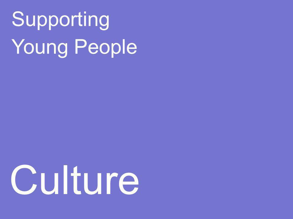 Supporting Young People Culture