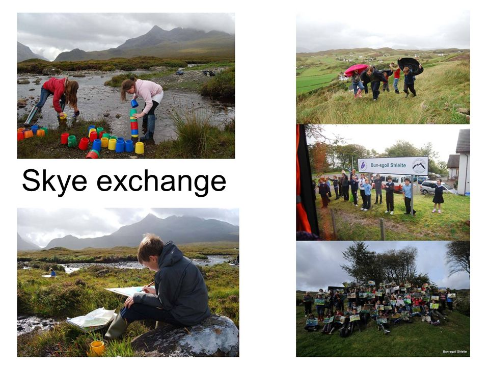 Skye exchange