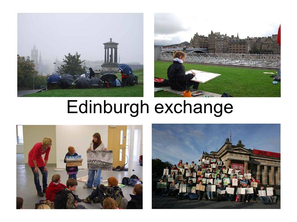 Edinburgh exchange