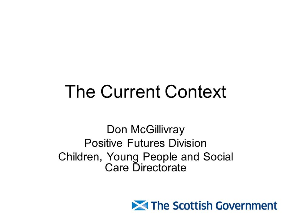 Key developments in early childhood education and care Curriculum for Excellence OECD Report Early years and early intervention framework Specific commitments on early years entitlement and teachers SCQF Level 9 in childhood practice