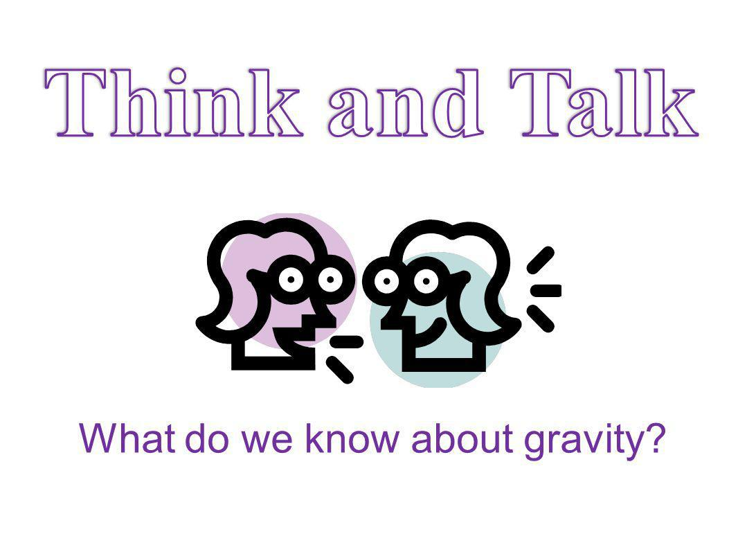What do we know about gravity