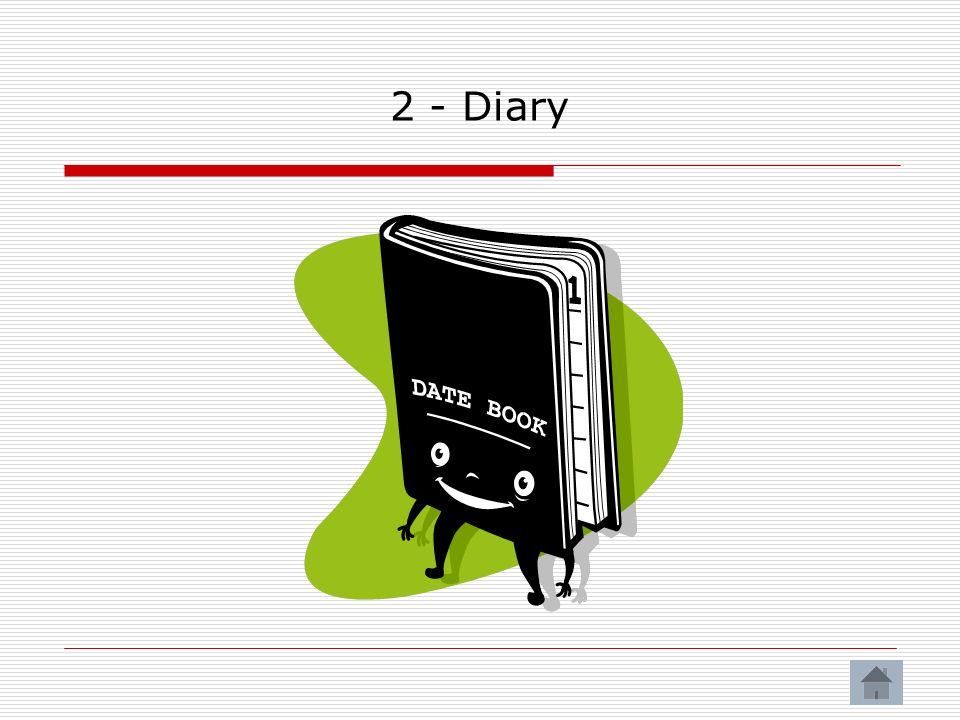 2 - Diary