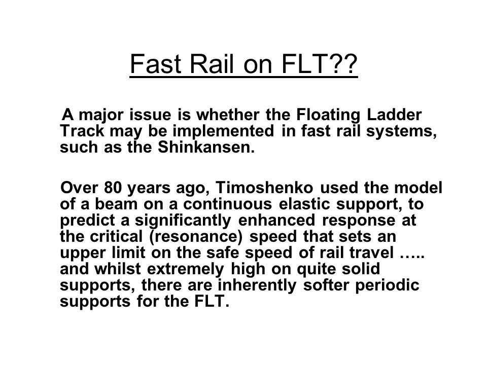 Fast Rail on FLT .