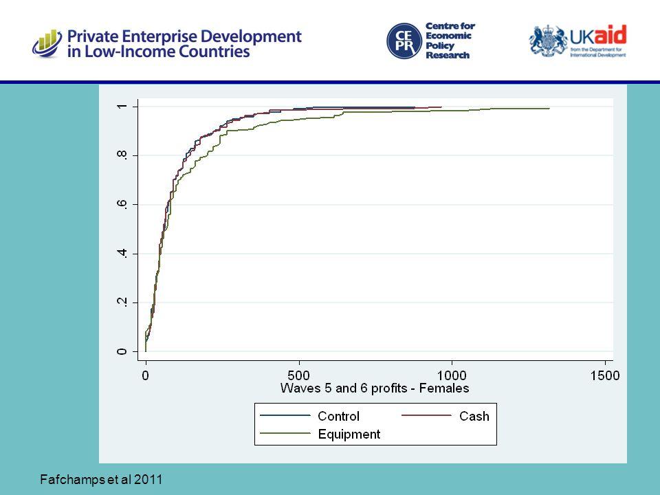 Fafchamps et al 2011