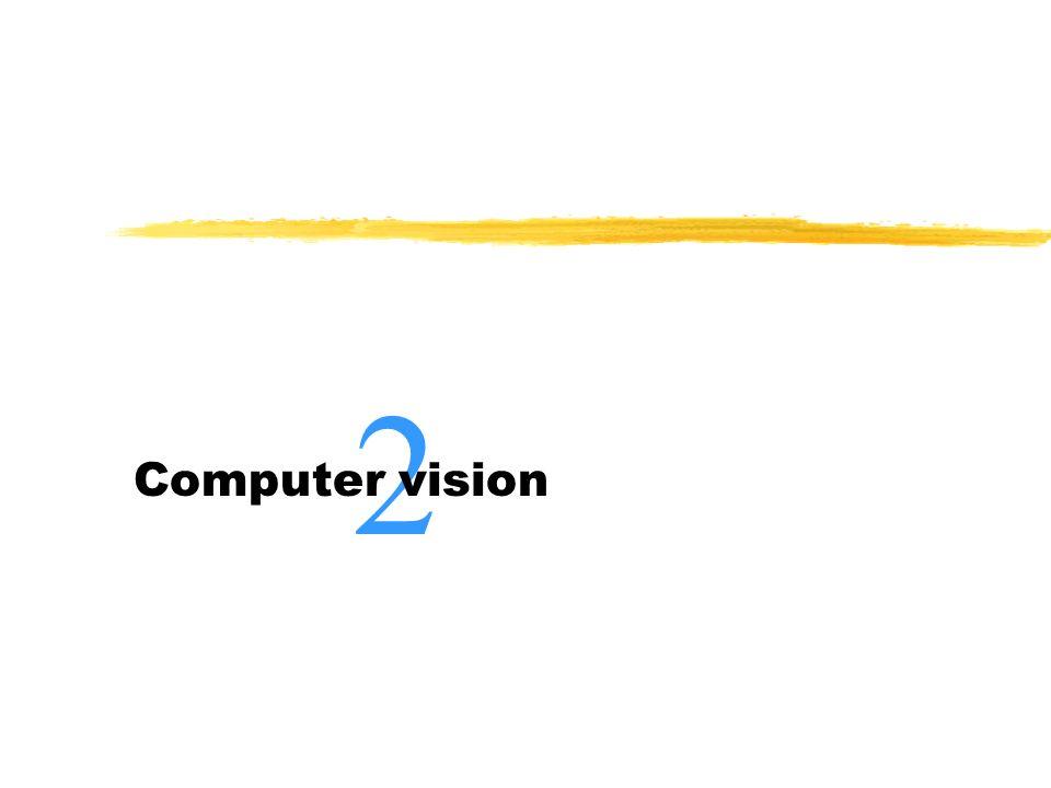 2 Computer vision