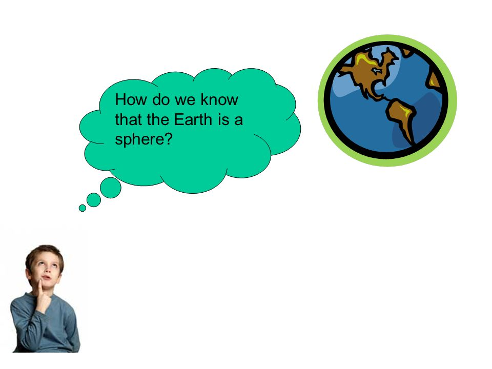 How do we know that the Earth is a sphere?