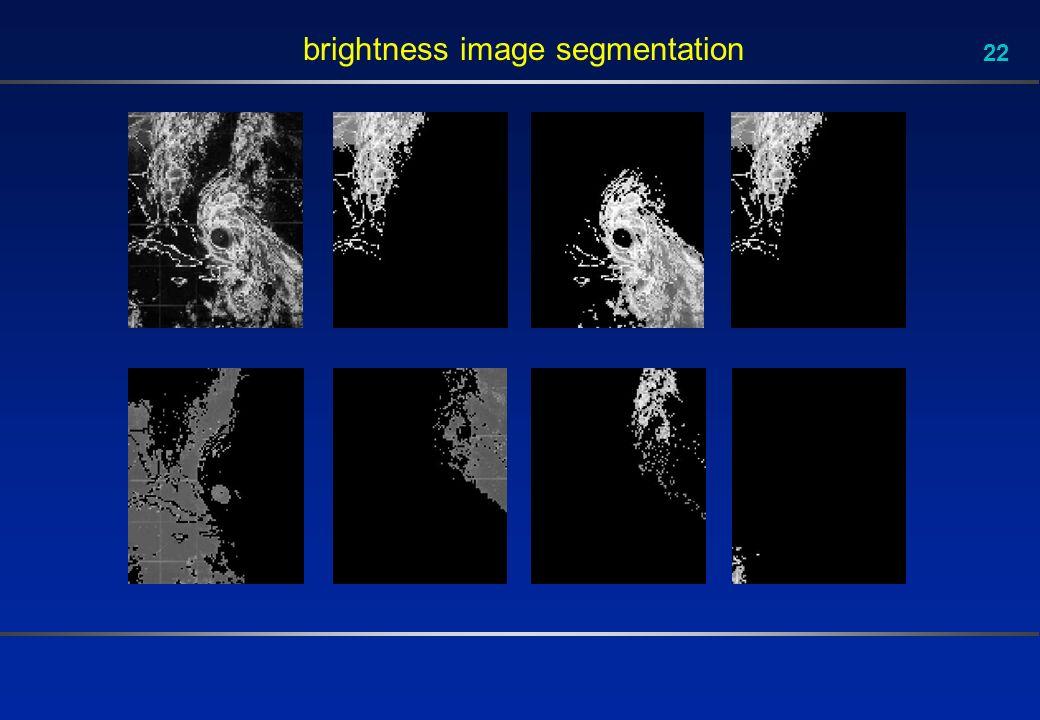 22 brightness image segmentation