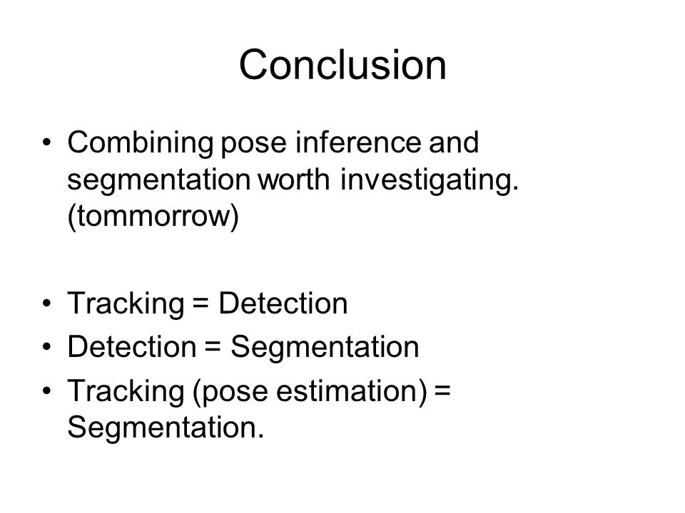 Segmentation To distinguish cow and horse? First segmentation problem