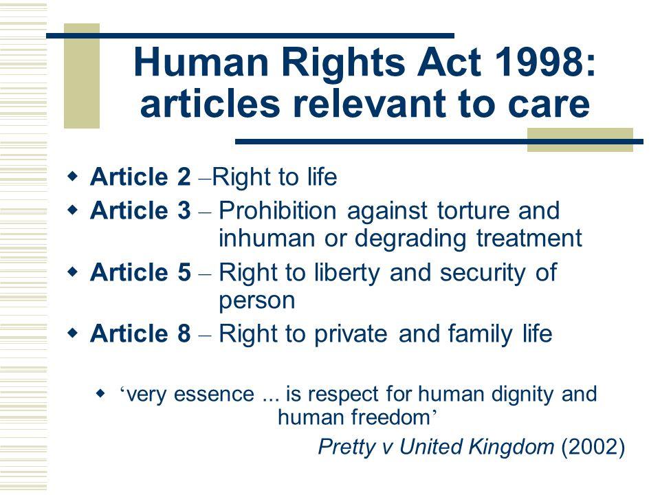 Art 2 Human Rights #21