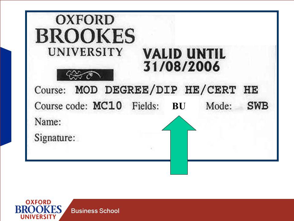 Business School BU