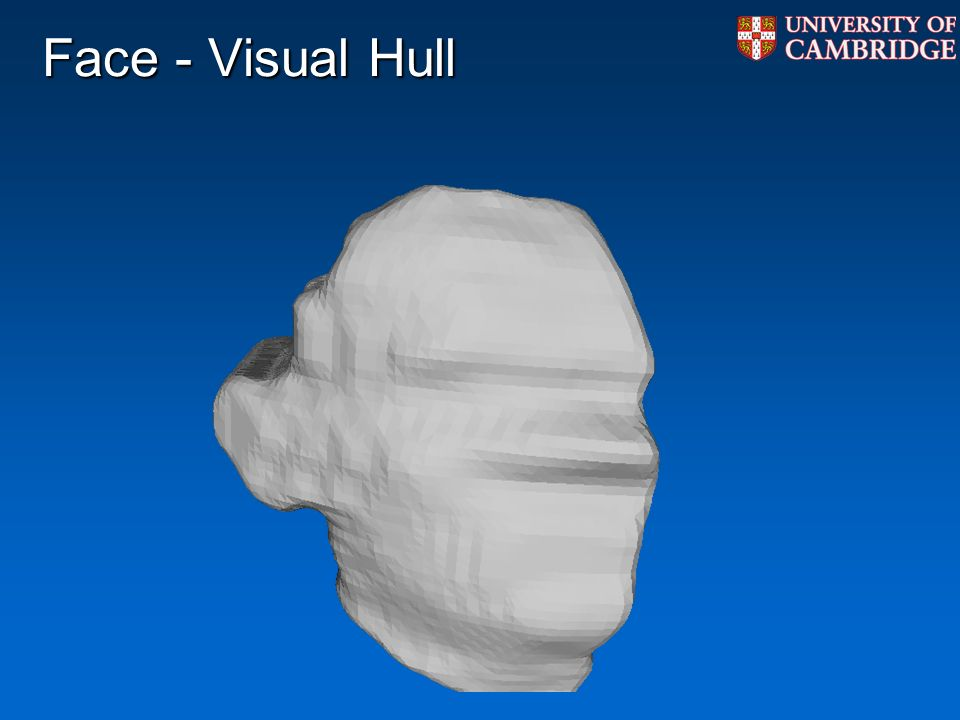 Face - Visual Hull