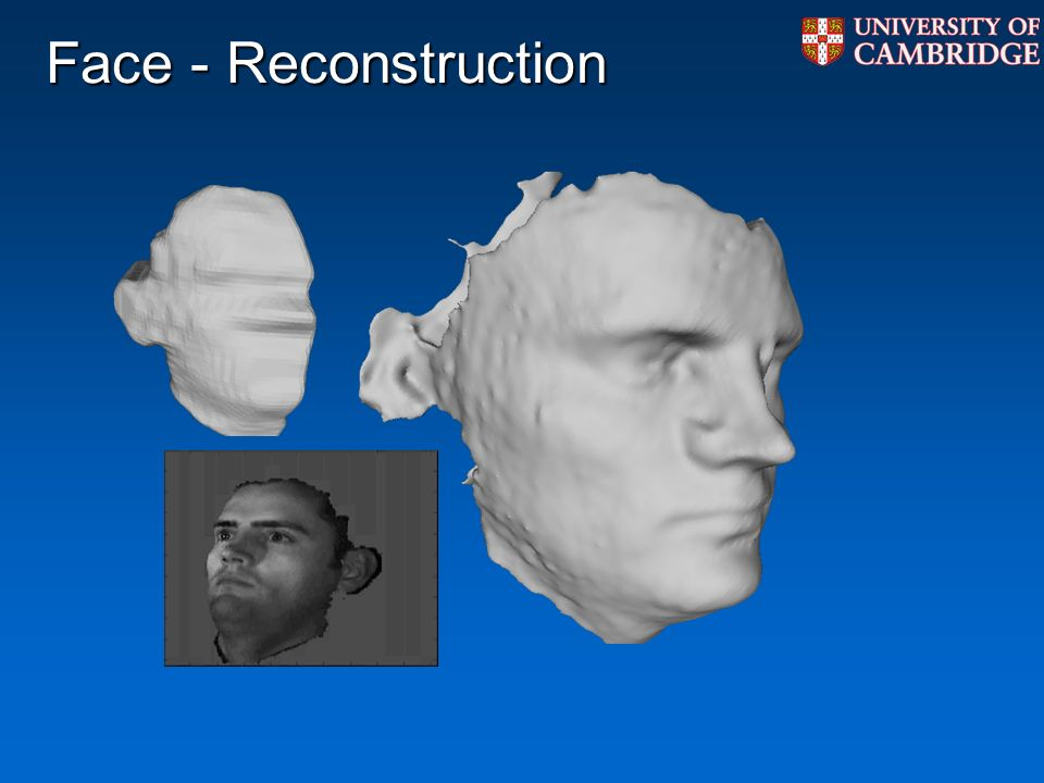 Face - Reconstruction