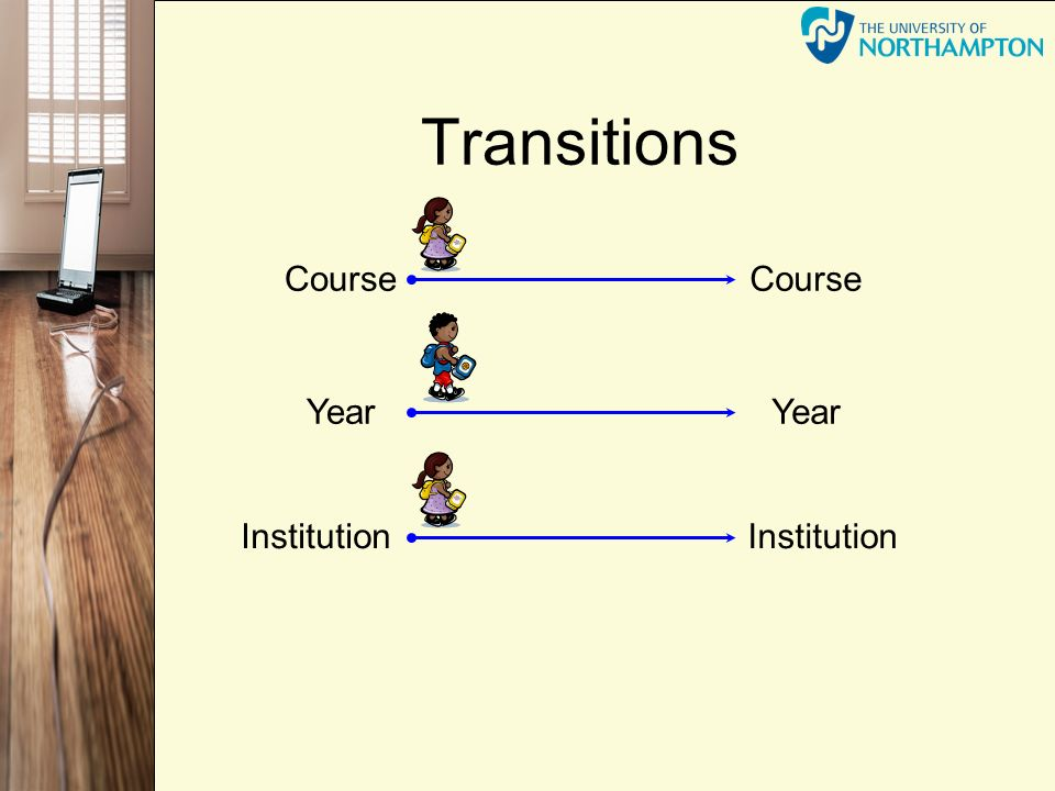 Transitions Course Year Institution