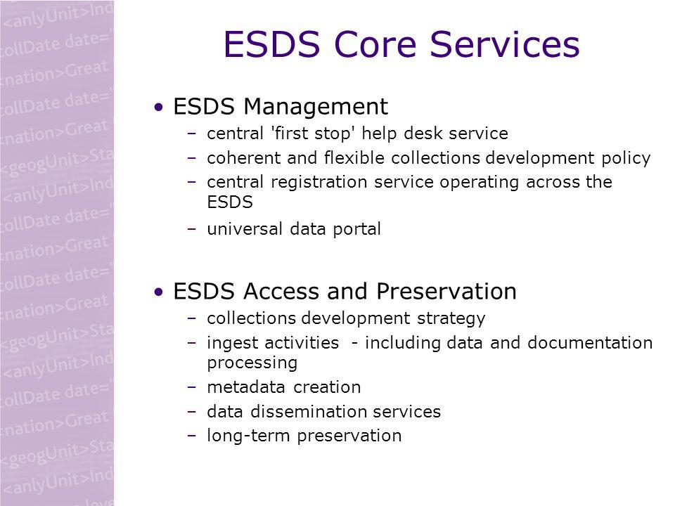 Joining up ESRC –joined-up portfolio (e.g.